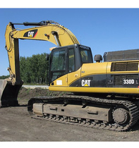 Экскаватор Caterpillar 330DL - аренда