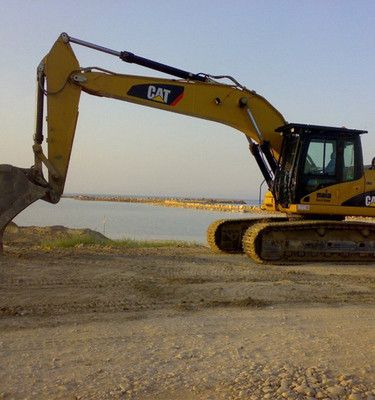 Экскаватор Caterpillar 325 1DL - аренда