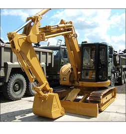 Экскаватор Caterpillar 308 CCR - аренда
